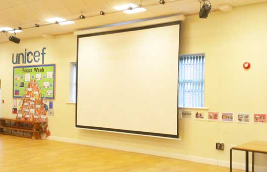 Projection-Screen
